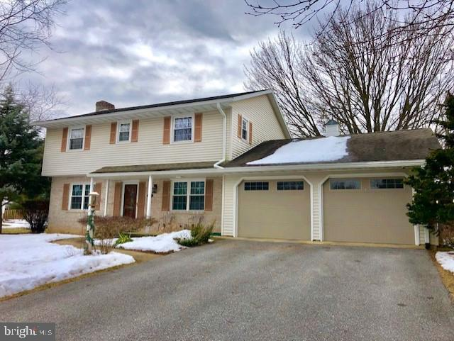 418 Herwen Drive, SHIPPENSBURG, PA 17257 (#PAFL160406) :: The Heather Neidlinger Team With Berkshire Hathaway HomeServices Homesale Realty