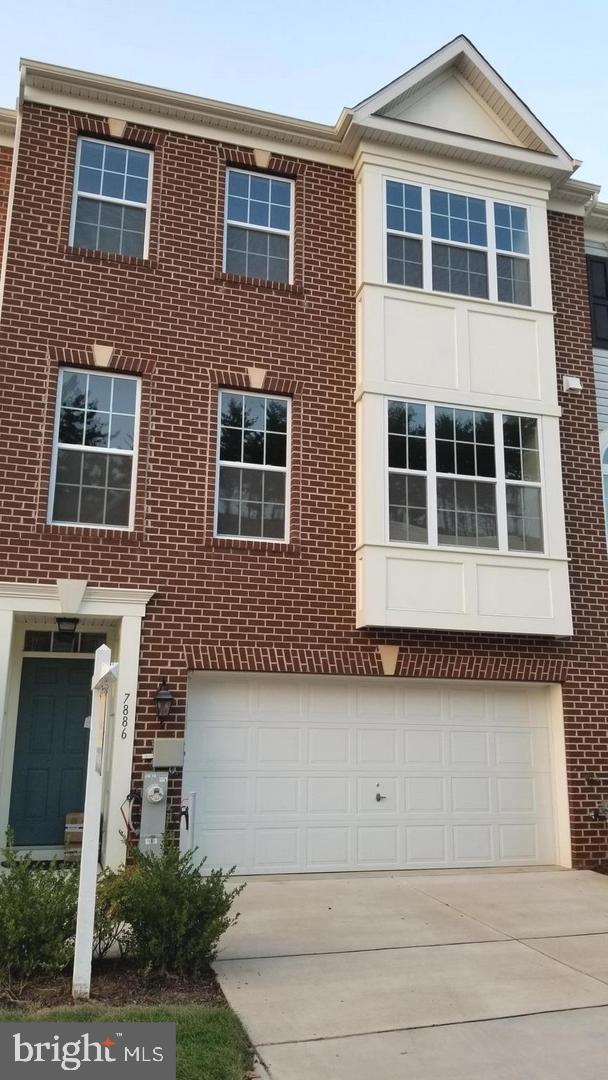 7886 River Rock Way, COLUMBIA, MD 21044 (#MDHW249828) :: Blue Key Real Estate Sales Team