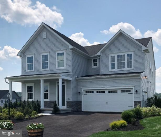 5237 Red Maple Drive, FREDERICK, MD 21703 (#MDFR232854) :: ExecuHome Realty