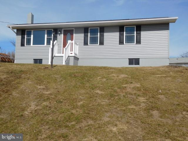28 Cypress Drive, KEYSER, WV 26726 (#WVMI109574) :: Colgan Real Estate