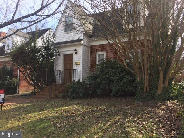 910 William Street, FREDERICKSBURG, VA 22401 (#VAFB113674) :: RE/MAX Plus