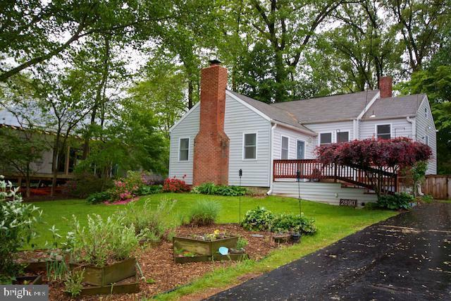 2890 Hibbard Street, OAKTON, VA 22124 (#VAFX993758) :: Great Falls Great Homes