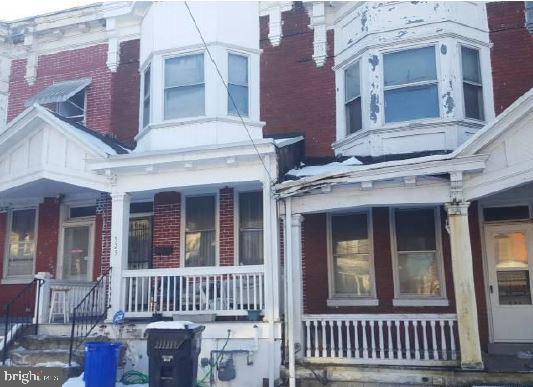 323 Woodbine Street, HARRISBURG, PA 17110 (#PADA106726) :: The Craig Hartranft Team, Berkshire Hathaway Homesale Realty