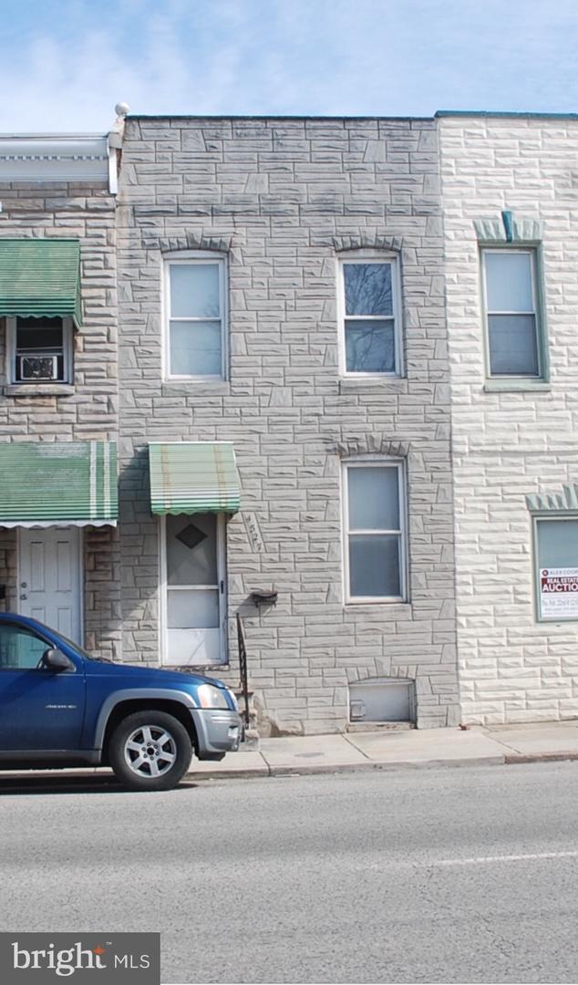 4527 Pennington Avenue, BALTIMORE CITY, MD 21226 (#MDBA437736) :: The Putnam Group