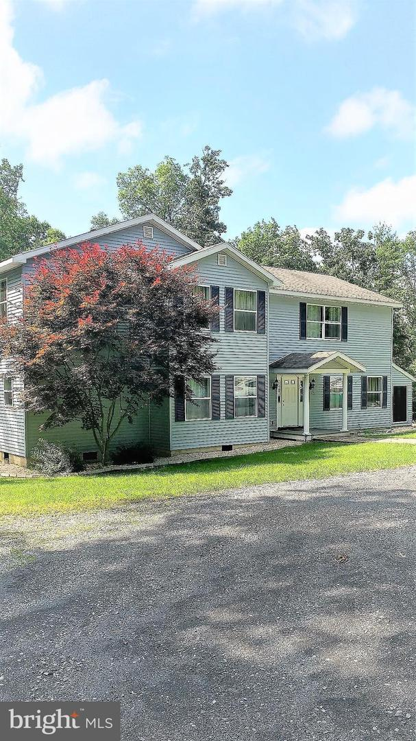 850 Northwoods Drive, HEDGESVILLE, WV 25427 (#WVMO114340) :: Colgan Real Estate