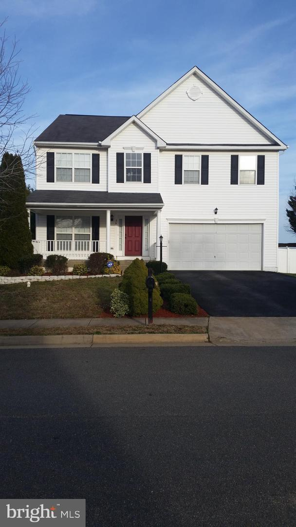 36 Fletcher Drive, FREDERICKSBURG, VA 22406 (#VAST201270) :: The Gus Anthony Team