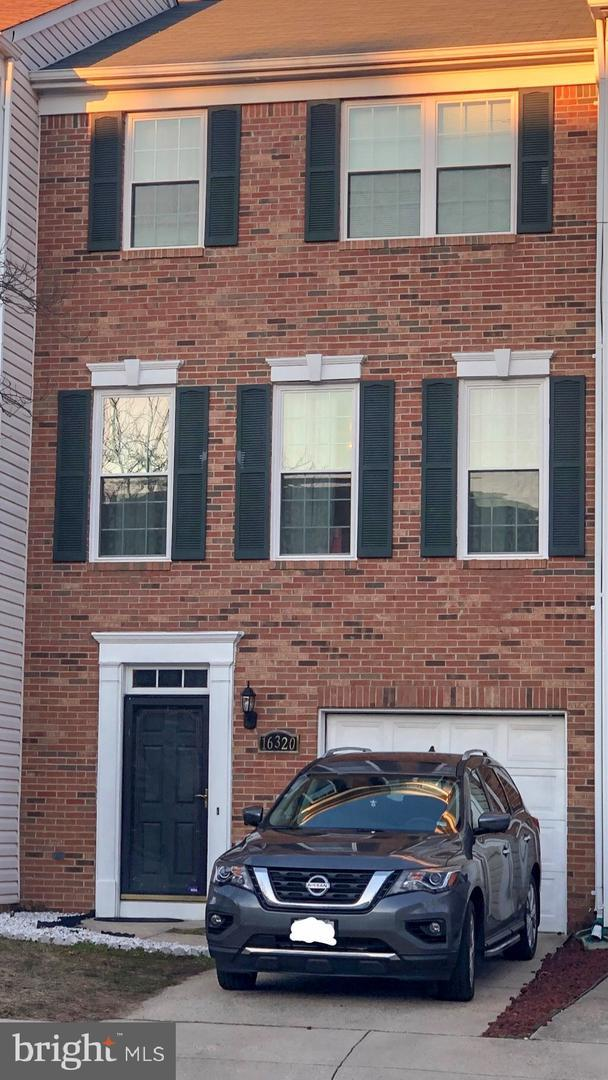 16320 Eastham Court, BOWIE, MD 20716 (#MDPG502318) :: AJ Team Realty