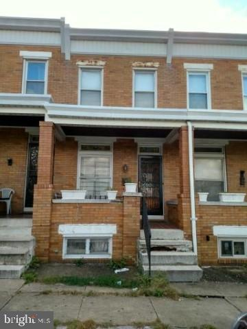 2811 E Biddle Street, BALTIMORE, MD 21213 (#MDBA438844) :: AJ Team Realty