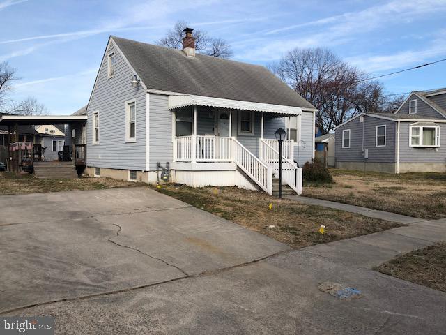 98 Delmar Avenue, BALTIMORE, MD 21222 (#MDBC434184) :: Colgan Real Estate