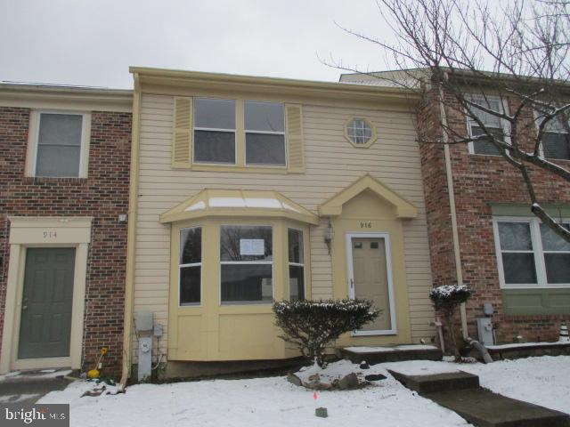 916 Grayson Square, BEL AIR, MD 21014 (#MDHR222488) :: Great Falls Great Homes