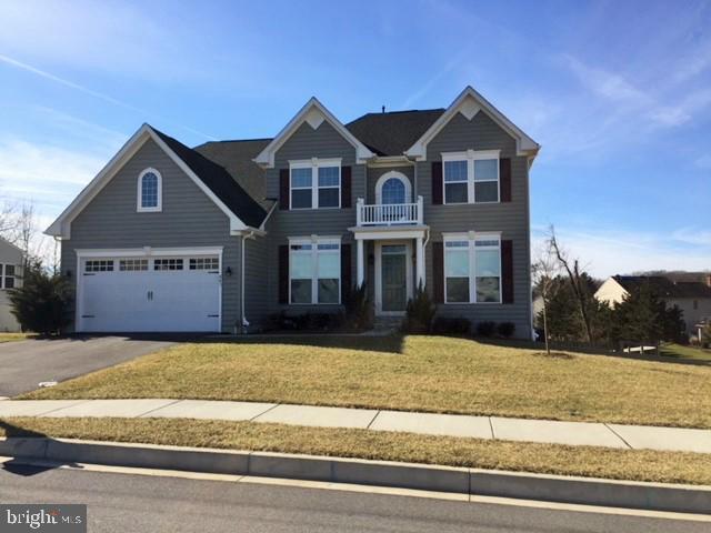 843 Amherst Lane, WESTMINSTER, MD 21158 (#MDCR182062) :: Colgan Real Estate