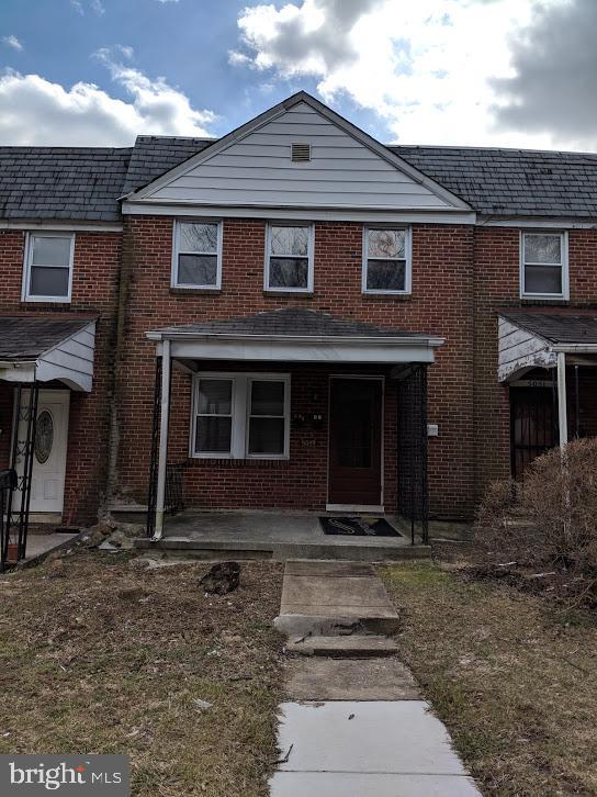 5049 Frederick Avenue, BALTIMORE, MD 21229 (#MDBA439230) :: Advance Realty Bel Air, Inc