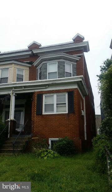 1208 Bloomingdale Road, BALTIMORE, MD 21216 (#MDBA439262) :: ExecuHome Realty