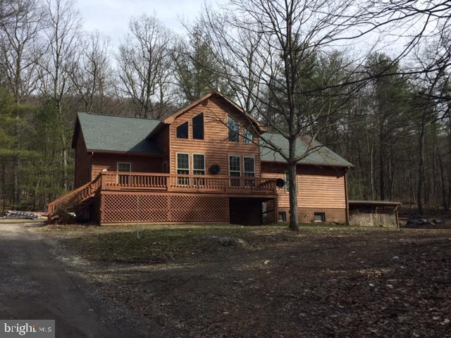 738 Falcon Road, MATHIAS, WV 26812 (#WVHD104656) :: Pearson Smith Realty