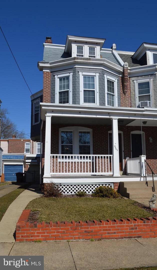 2003 Shallcross Avenue, WILMINGTON, DE 19806 (#DENC417648) :: Colgan Real Estate