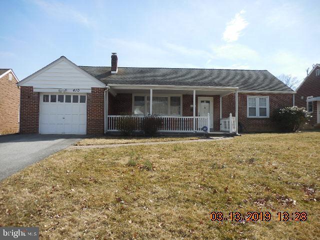 410 Eastman Road, WILMINGTON, DE 19803 (#DENC417912) :: Colgan Real Estate