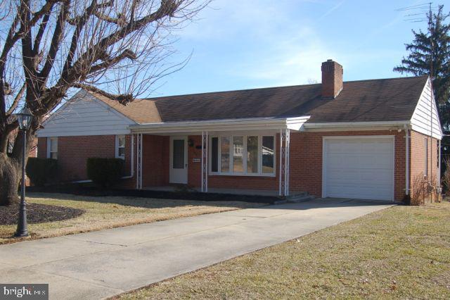 107 Delaware N, MARTINSBURG, WV 25401 (#WVBE160844) :: Great Falls Great Homes