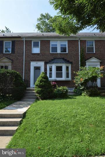 221 Overbrook Road, BALTIMORE, MD 21212 (#MDBC435450) :: AJ Team Realty