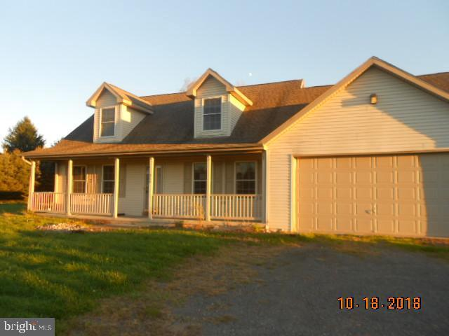 366 Millers Road, ZION GROVE, PA 17985 (#PASK124436) :: The Heather Neidlinger Team With Berkshire Hathaway HomeServices Homesale Realty