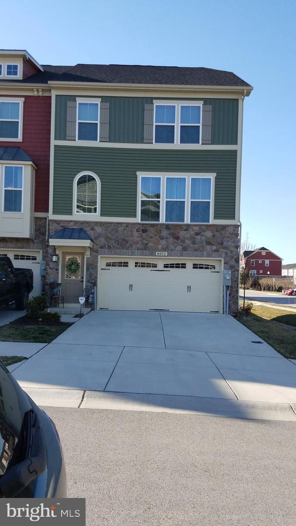 8052 Elton Street, GLEN BURNIE, MD 21060 (#MDAA378192) :: Great Falls Great Homes