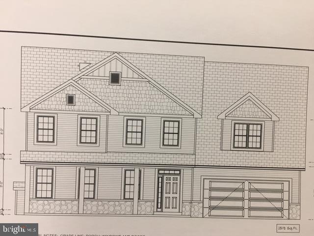 5746 Gabrielle Lane, CHAMBERSBURG, PA 17202 (#PAFL161338) :: Benchmark Real Estate Team of KW Keystone Realty