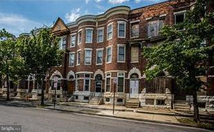 446 E 22ND Street, BALTIMORE, MD 21218 (#MDBA440994) :: The Gold Standard Group