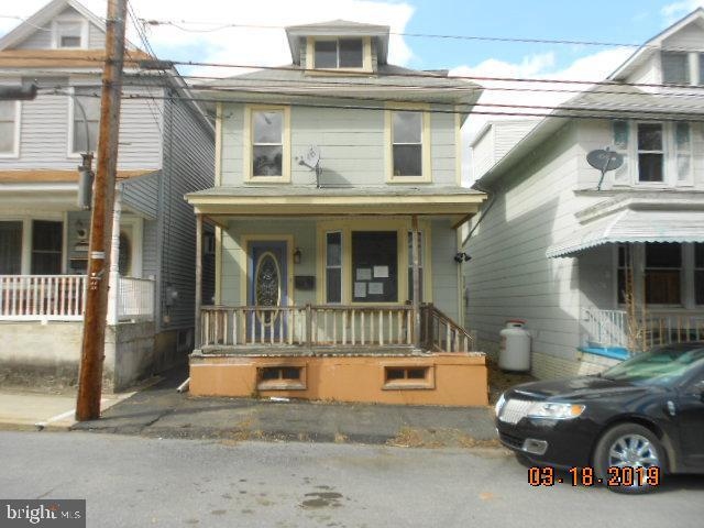328 W Laurel Street, TREMONT, PA 17981 (#PASK124490) :: The Heather Neidlinger Team With Berkshire Hathaway HomeServices Homesale Realty