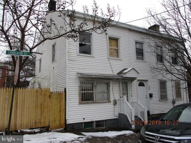 304 Lamberton, TRENTON, NJ 08611 (#NJME267146) :: Colgan Real Estate