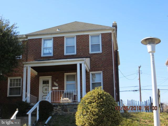 3316 Woodstock Avenue, BALTIMORE, MD 21213 (#MDBA441116) :: Colgan Real Estate
