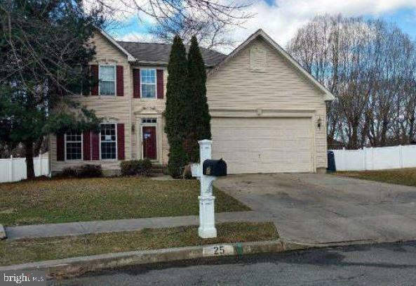 25 Ardmore, BORDENTOWN, NJ 08505 (#NJBL327036) :: Colgan Real Estate