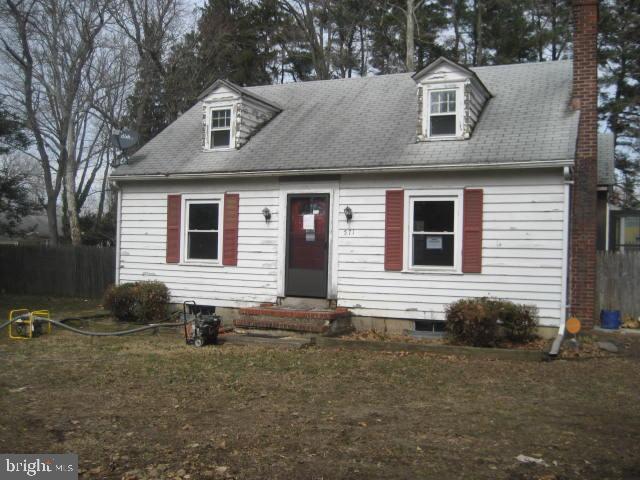 571 Beverly Rancocas Road, WILLINGBORO, NJ 08046 (#NJBL328108) :: Colgan Real Estate