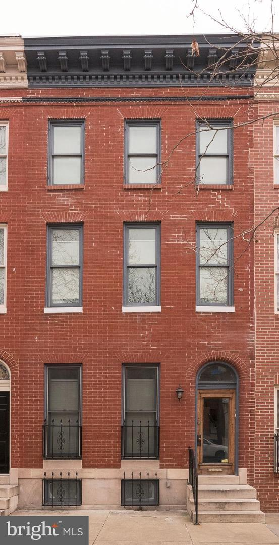 107 S Gilmor Street, BALTIMORE, MD 21223 (#MDBA441318) :: AJ Team Realty