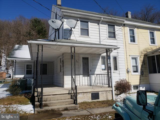 36 Sport Hill Street, TREMONT, PA 17981 (#PASK124524) :: The Craig Hartranft Team, Berkshire Hathaway Homesale Realty