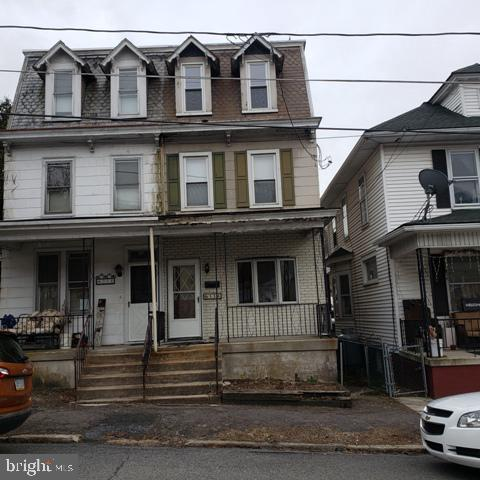 356 Coal Street, PORT CARBON, PA 17965 (#PASK124532) :: The Joy Daniels Real Estate Group