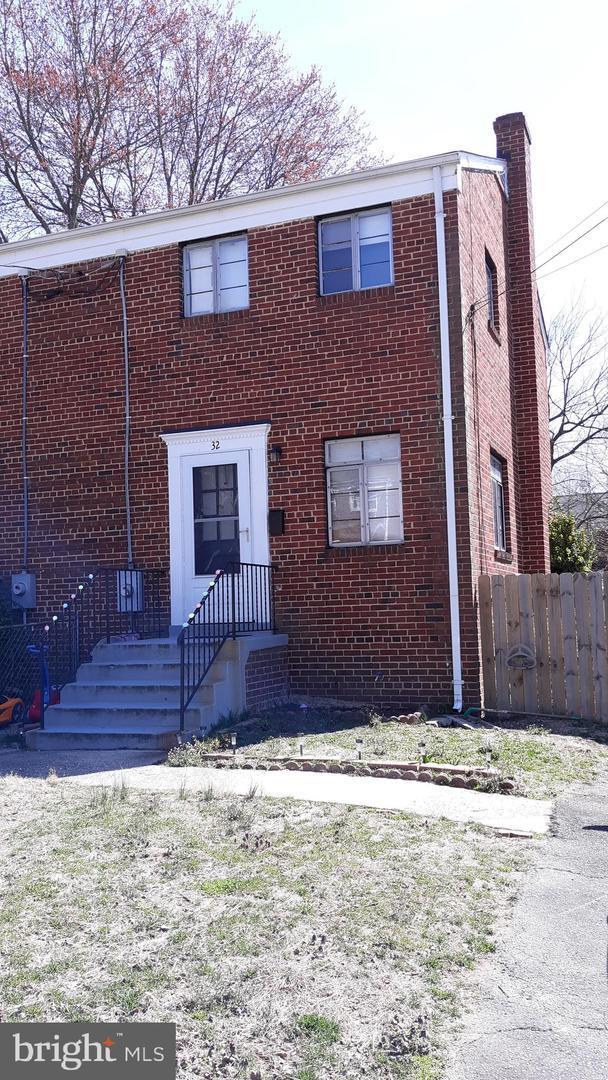 32 S Hudson Street, ALEXANDRIA, VA 22304 (#VAAX227762) :: Tom & Cindy and Associates