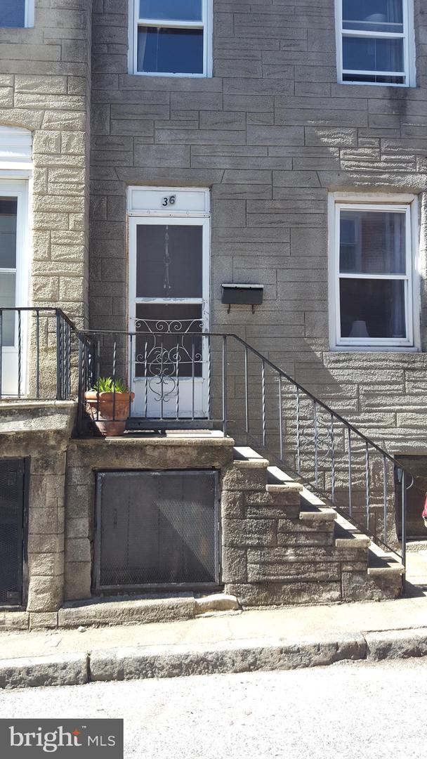 36 S Carlton Street, BALTIMORE, MD 21223 (#MDBA441536) :: Eng Garcia Grant & Co.