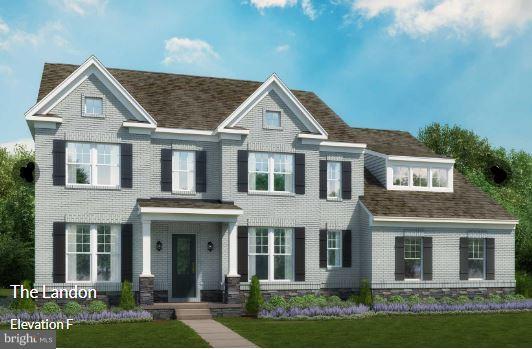 0 Lord Sudley Drive, CENTREVILLE, VA 20120 (#VAFX1003108) :: Stello Homes
