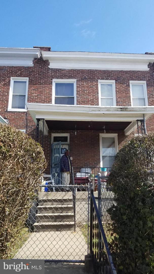 5209 Linden Heights Avenue, BALTIMORE, MD 21215 (#MDBA441572) :: AJ Team Realty