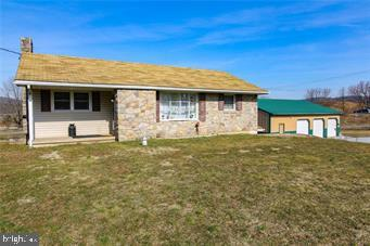 1177 Route 100, BECHTELSVILLE, PA 19505 (#PABK338624) :: Pearson Smith Realty