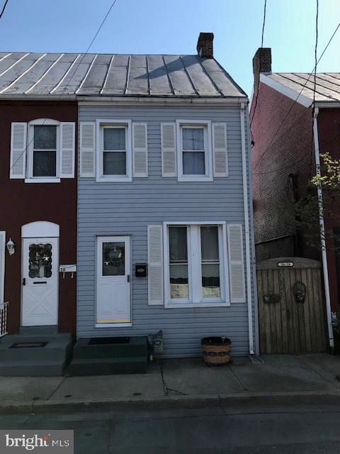 26 N Wisner Street, FREDERICK, MD 21701 (#MDFR243622) :: Remax Preferred | Scott Kompa Group