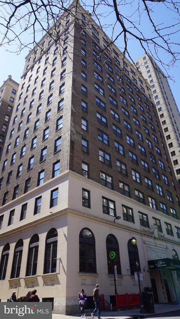 1324 Locust Street #301, PHILADELPHIA, PA 19107 (#PAPH783394) :: Keller Williams Realty - Matt Fetick Team
