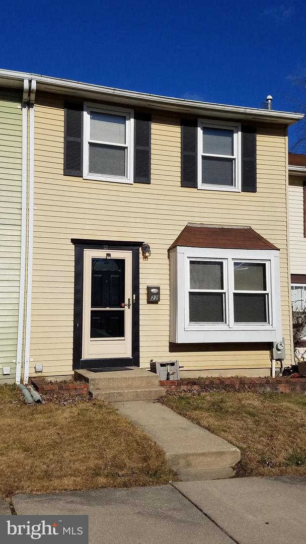 22 Guinevere Court, ROSEDALE, MD 21237 (#MDBC452492) :: Remax Preferred | Scott Kompa Group