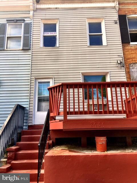 2656 Frederick Avenue, BALTIMORE, MD 21223 (#MDBA462914) :: Advance Realty Bel Air, Inc