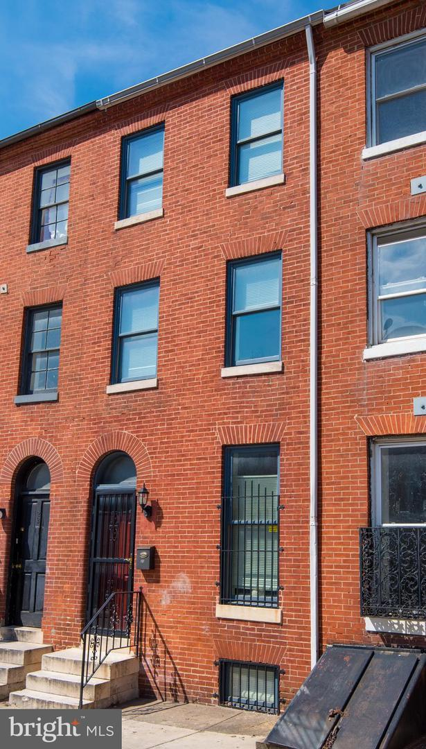 20 S Carey Street, BALTIMORE, MD 21223 (#MDBA463004) :: Advance Realty Bel Air, Inc