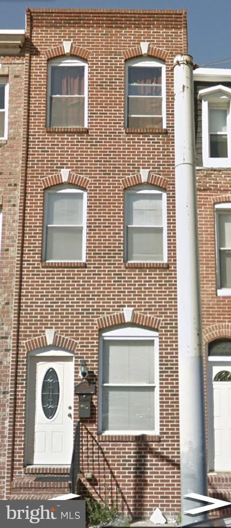 1106 Carroll Street, BALTIMORE, MD 21230 (#MDBA463018) :: The Dailey Group