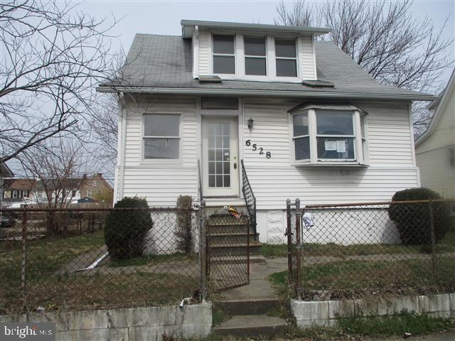 6528 Parnell Avenue, BALTIMORE, MD 21222 (#MDBA463334) :: Remax Preferred | Scott Kompa Group