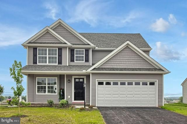 170 Payne Drive, MOUNT WOLF, PA 17347 (#PAYK114212) :: Younger Realty Group