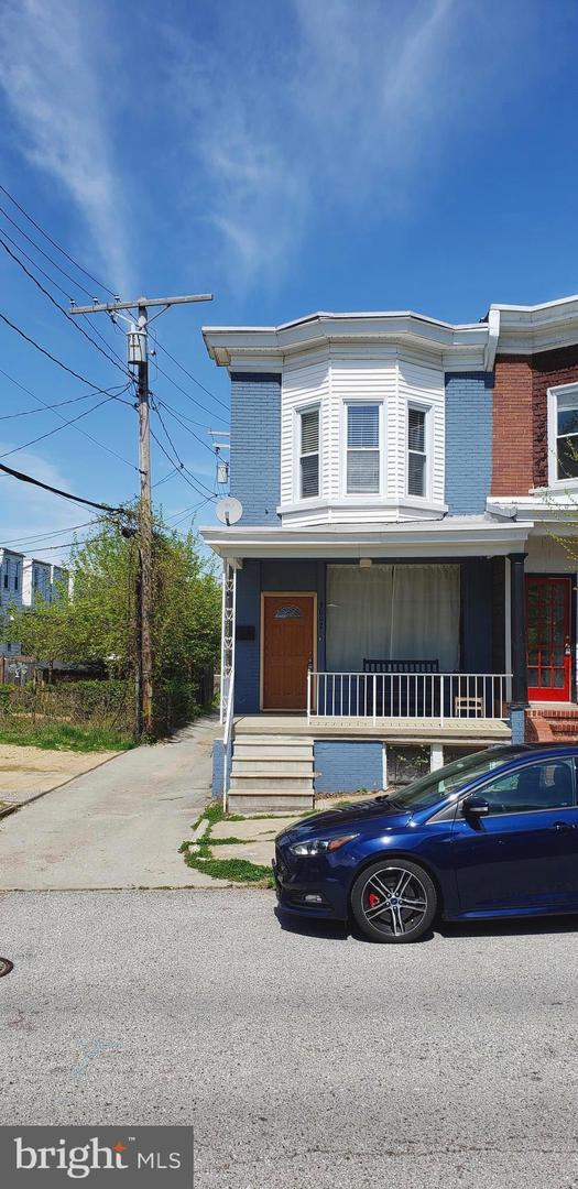 3002 Overland Avenue, BALTIMORE, MD 21214 (#MDBA463404) :: The Miller Team
