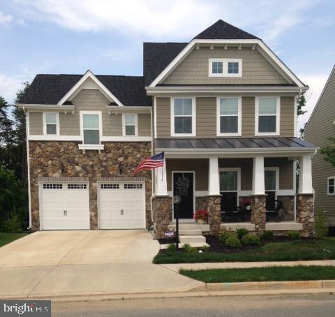 1307 Sands Circle, FREDERICKSBURG, VA 22401 (#VAFB114822) :: Colgan Real Estate