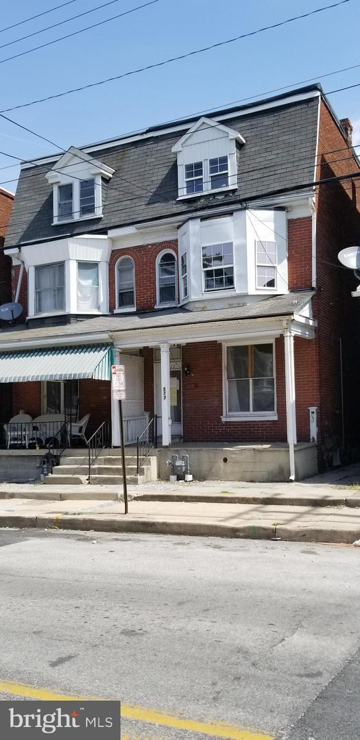 517 S Pershing Avenue, YORK, PA 17401 (#PAYK114550) :: Teampete Realty Services, Inc